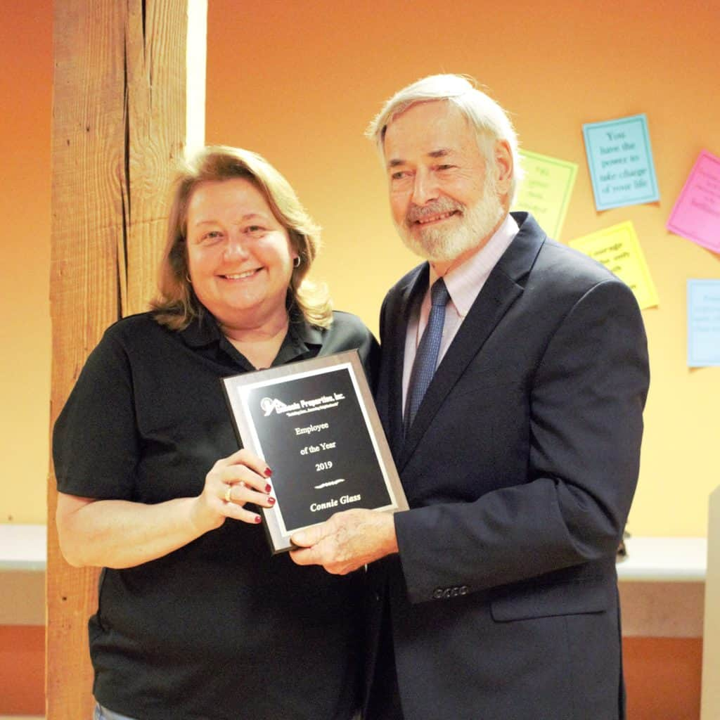 Genesis Properties 2019 Employee of the Year - Connie Glass